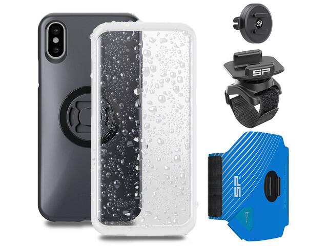 SP Connect Multi Activity Bundle iPhone X zwart